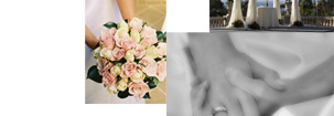 Wedding Planning :: Church Selection, Ring Selection, Flower Selection